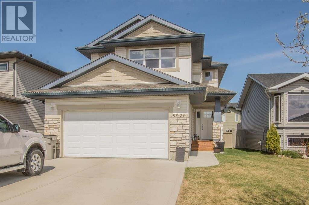 House for sale at 8926 95 Ave Grande Prairie Alberta - MLS: A1000856