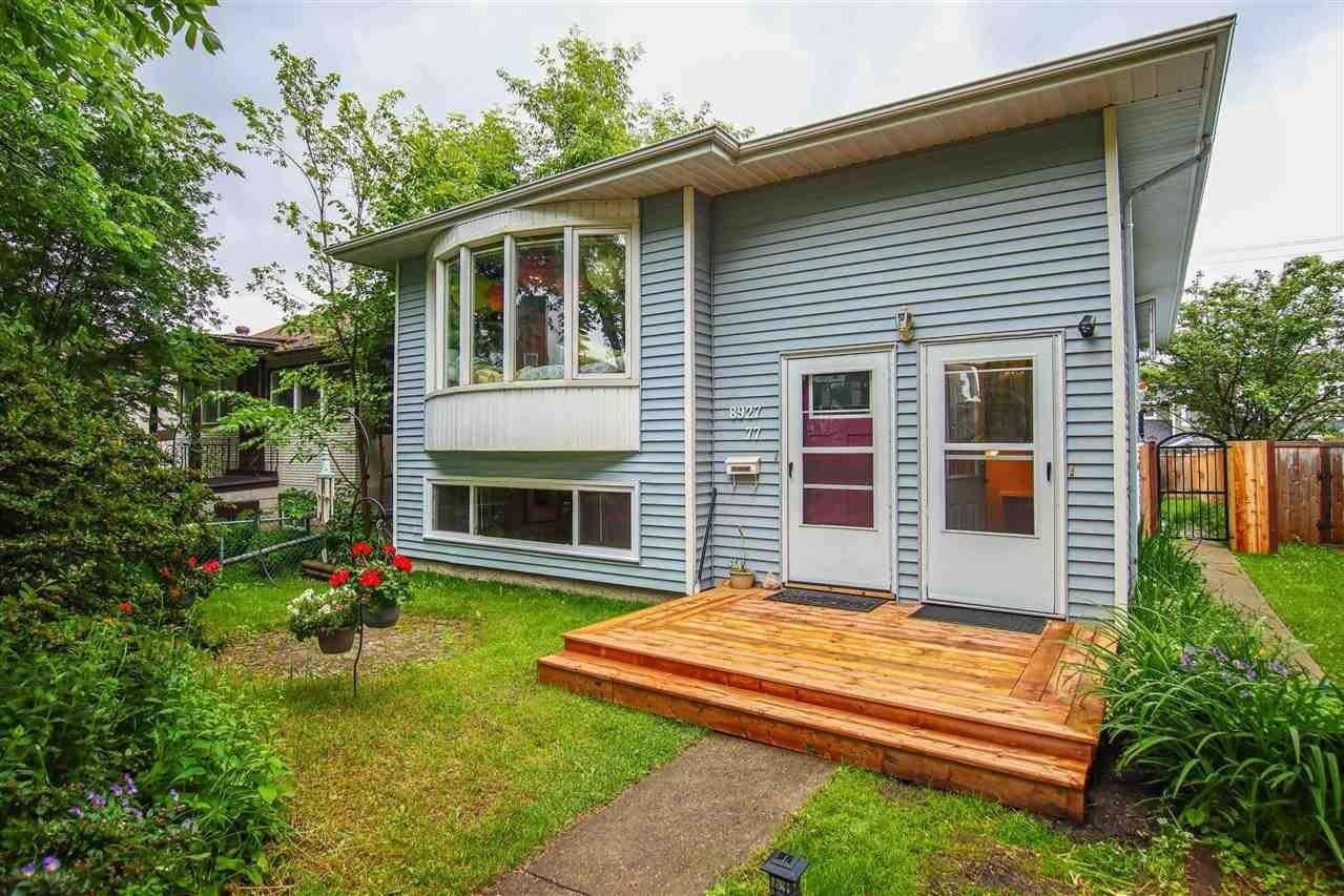 House for sale at 8927 77 Av NW Edmonton Alberta - MLS: E4205035
