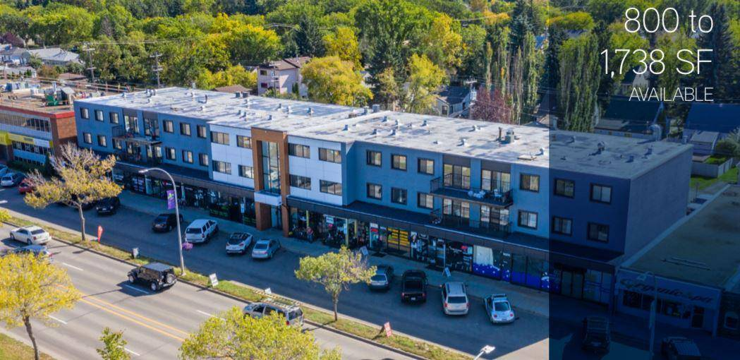 Commercial property for lease at 8927 82 Ave Nw Edmonton Alberta - MLS: E4178427
