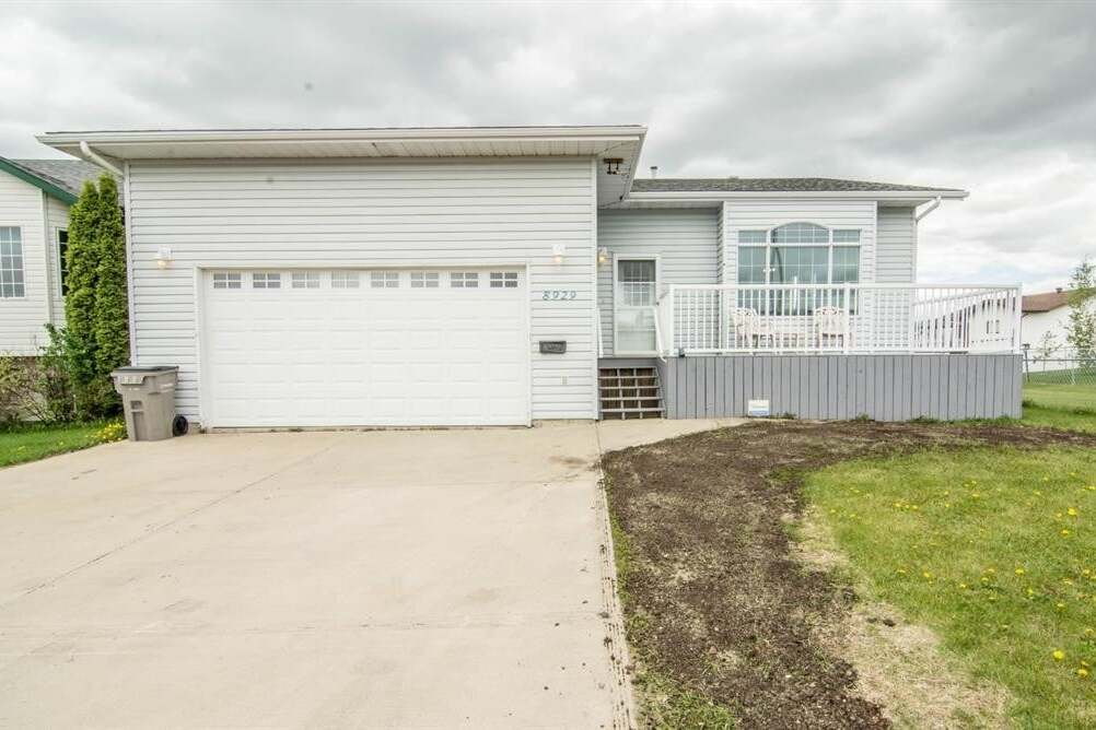House for sale at 8929 108 Ave Grande Prairie Alberta - MLS: A1002386