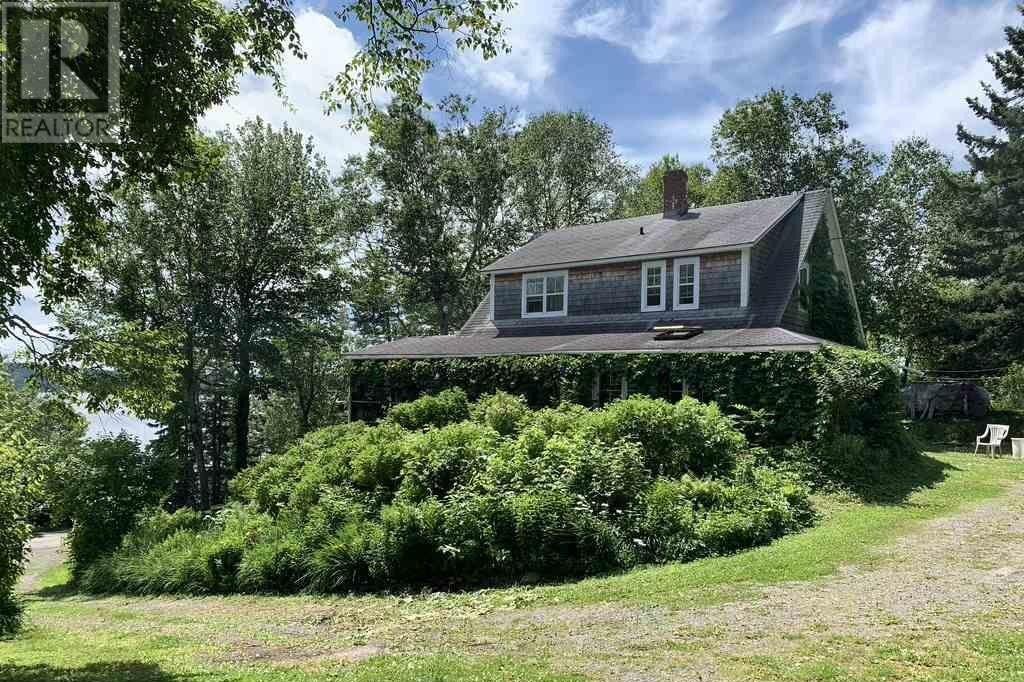 House for sale at 893 Big Harbour Rd Baddeck Nova Scotia - MLS: 202014710