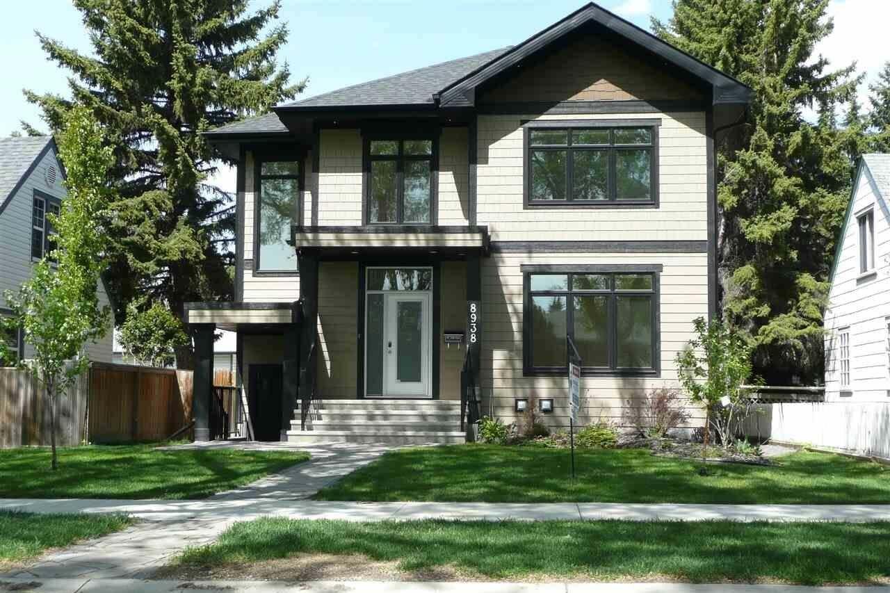 House for sale at 8938 80 Av NW Edmonton Alberta - MLS: E4189262