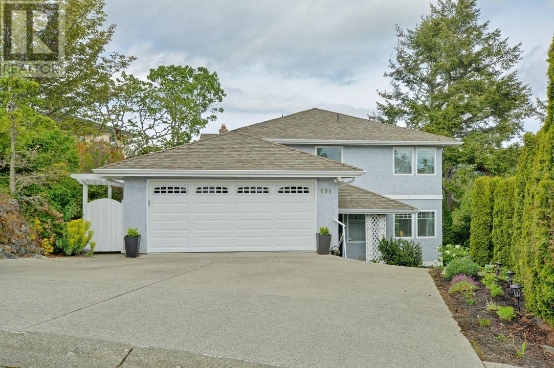 For Sale: 894 Currandale Court, Victoria, BC | 5 Bed, 4 Bath House for $1,298,000. See 20 photos!