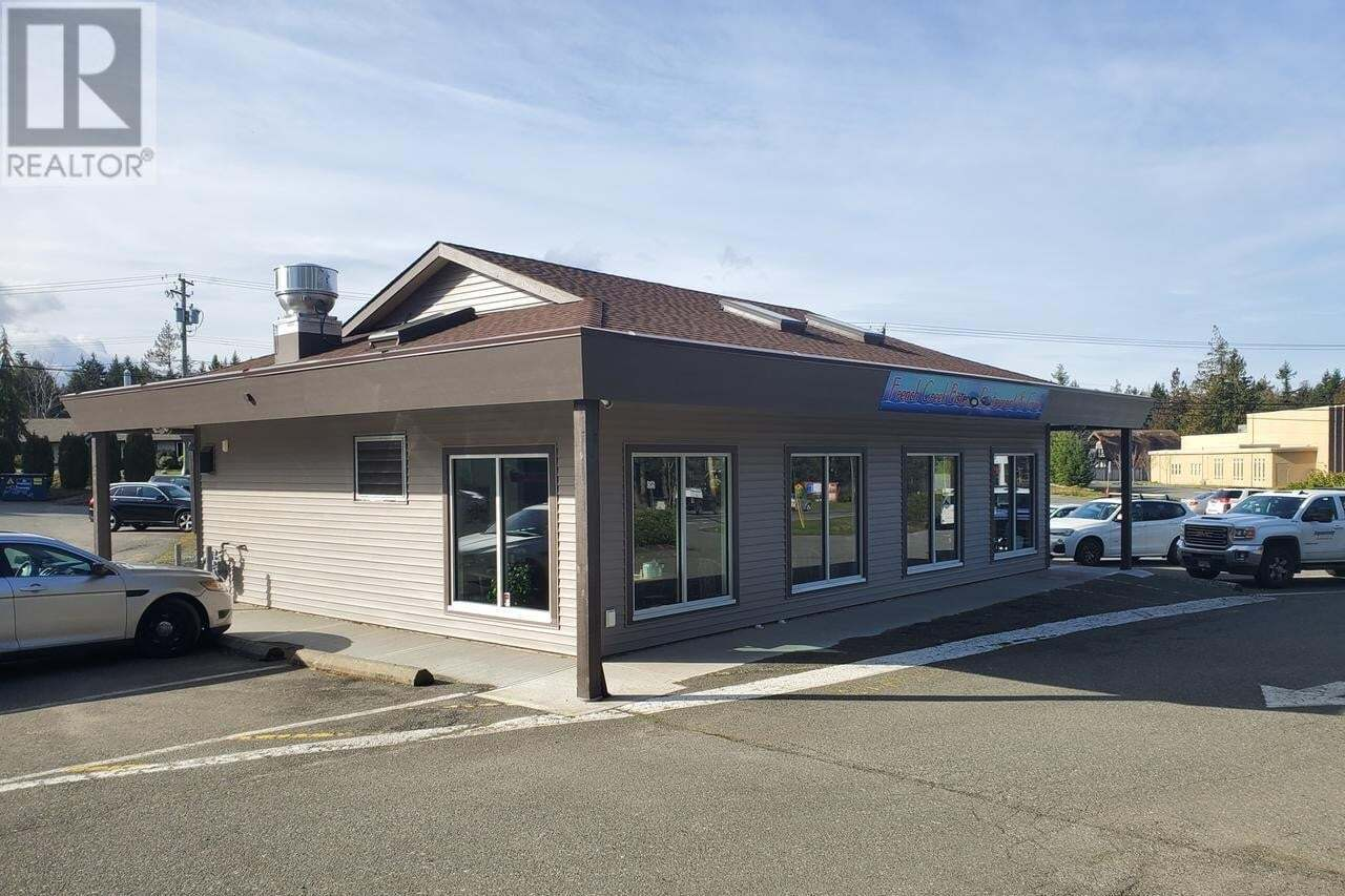 Commercial property for sale at 894 Wembley  Parksville British Columbia - MLS: 834189