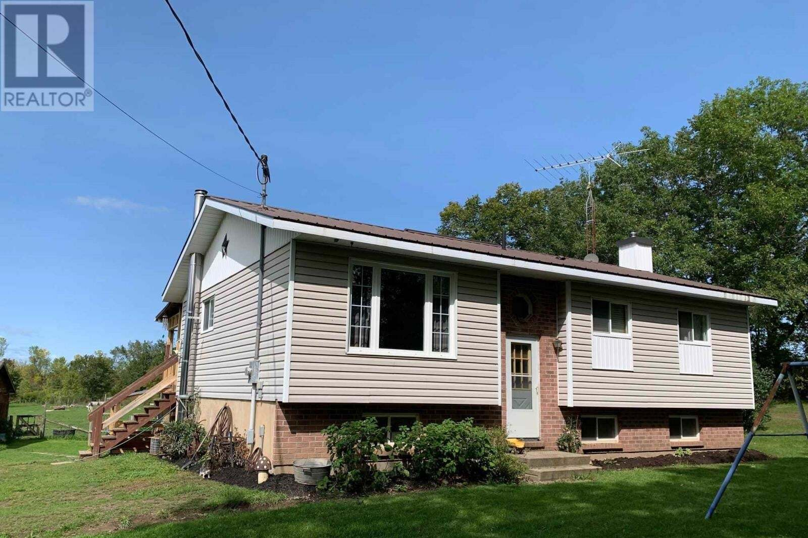 House for sale at 895 9th Concession Rd Stone Mills Ontario - MLS: K20005476