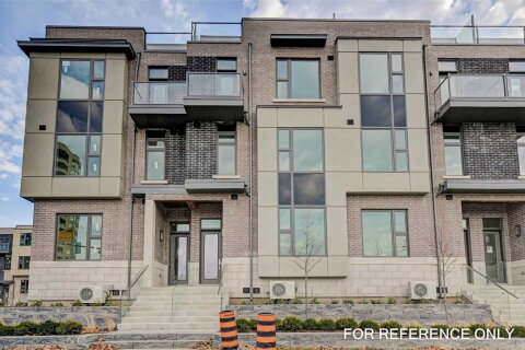 Townhouse for sale at 895 Clark Ave Vaughan Ontario - MLS: N4994750