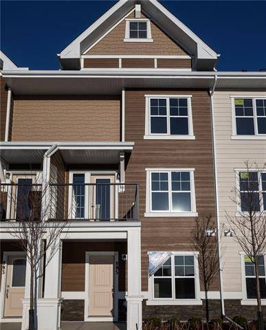 Townhouse for sale at 895 Cranston Ave Southeast Calgary Alberta - MLS: C4270925