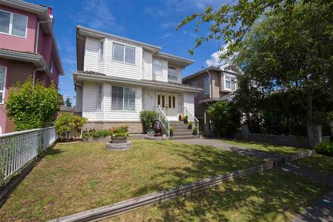 House for sale at 895 58th Ave E Vancouver British Columbia - MLS: R2411576