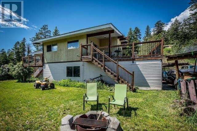 House for sale at 895 Inskip Road  Kamloops British Columbia - MLS: 156514