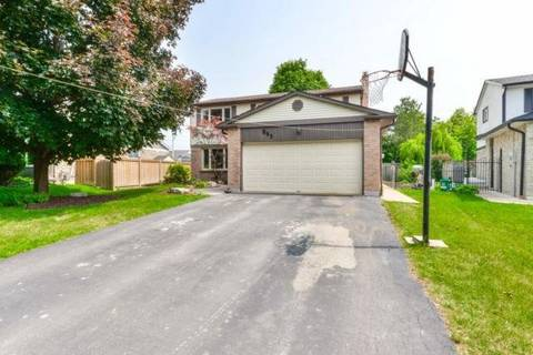 House for sale at 895 Maxted Cres Milton Ontario - MLS: W4512971