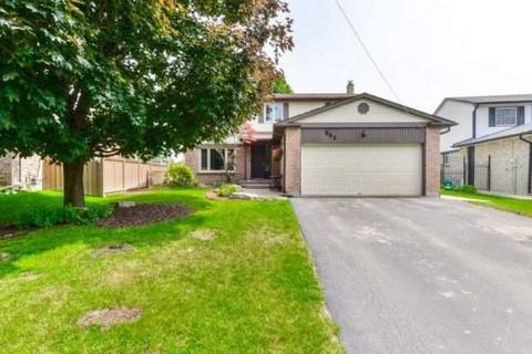 House for sale at 895 Maxted Cres Milton Ontario - MLS: W4539994