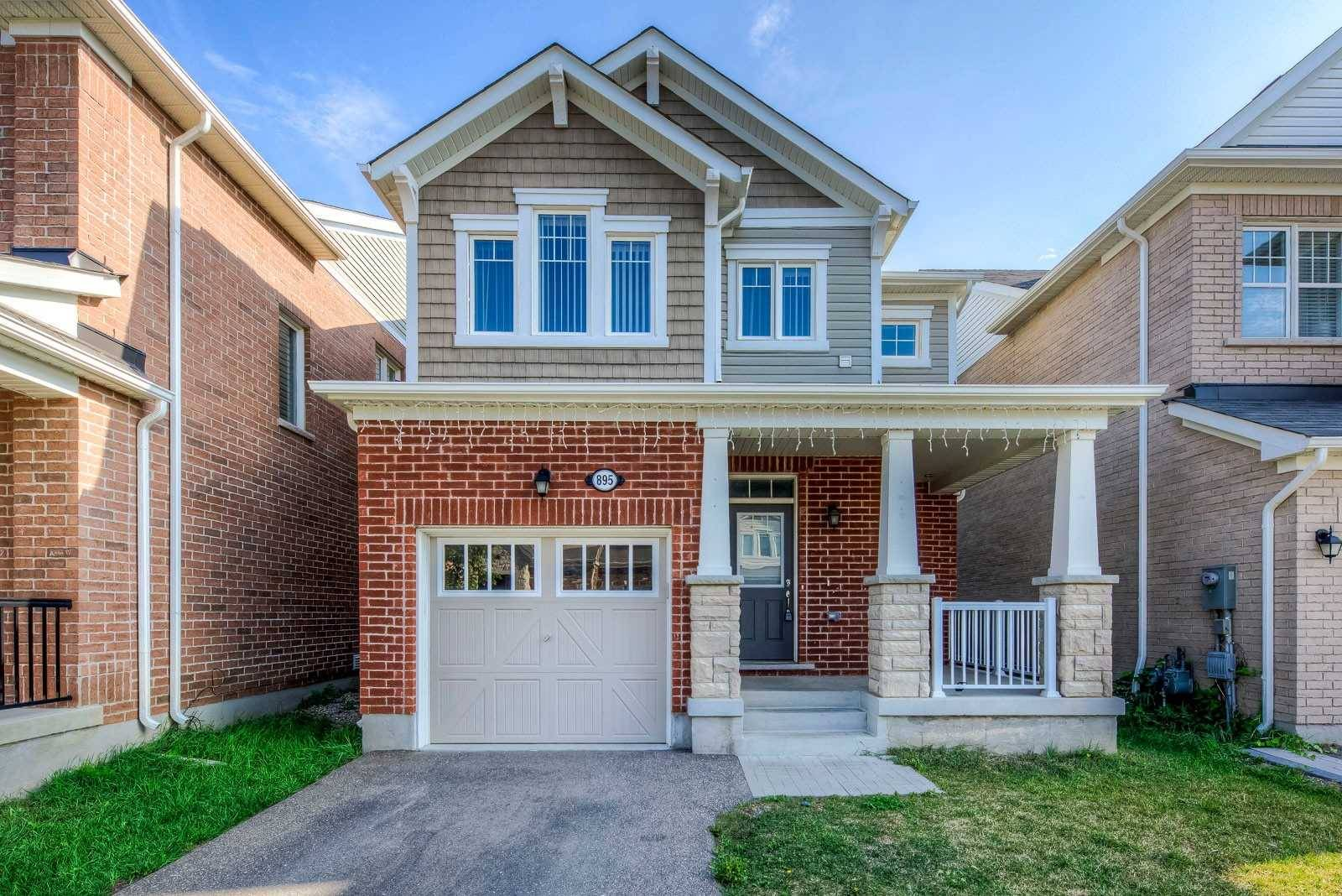 House for sale at 895 Penson Cres Milton Ontario - MLS: W4523094