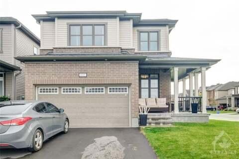 House for sale at 895 Stallion Cres Ottawa Ontario - MLS: 1212485