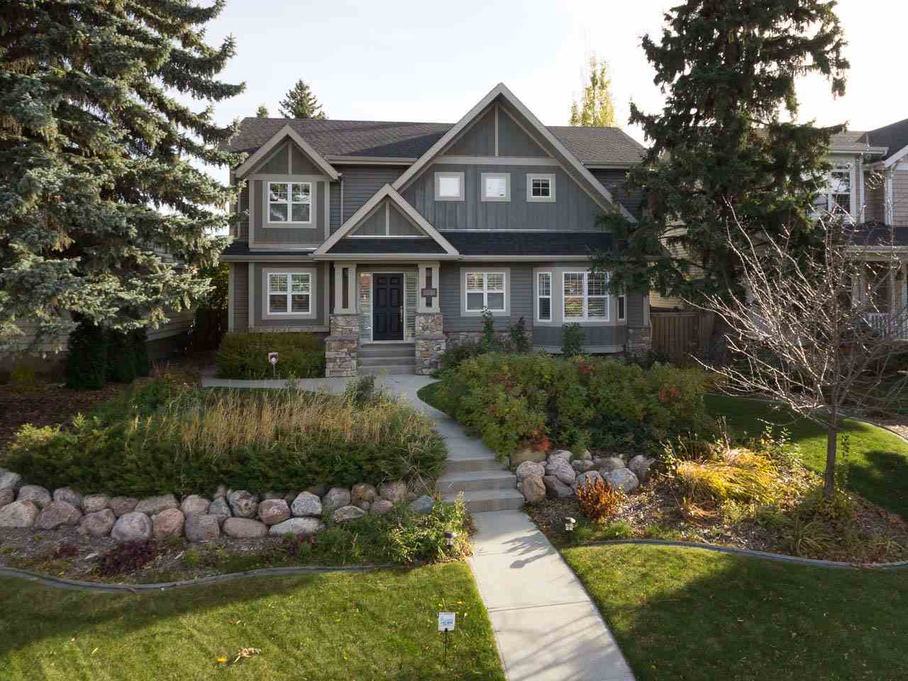 For Sale: 8951 147 Street, Edmonton, AB | 4 Bed, 4 Bath House for $1,189,000. See 29 photos!