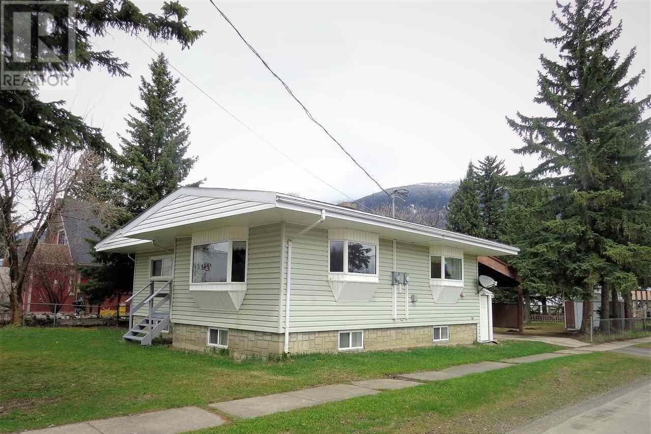 House for sale at 896 4th Ave Mcbride British Columbia - MLS: R2453395