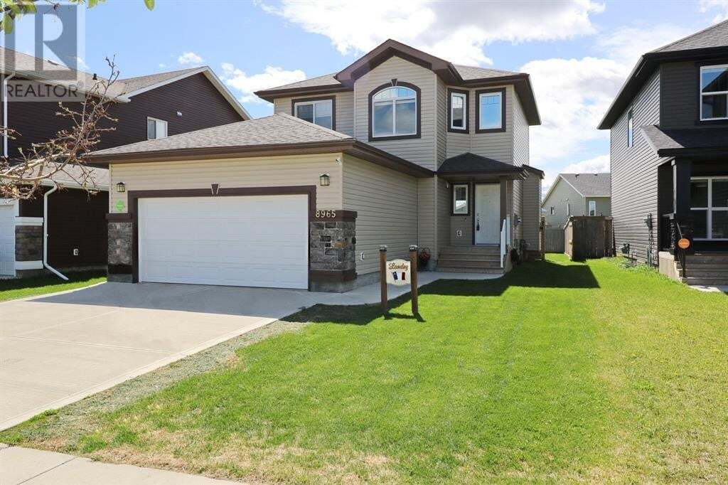 House for sale at 8965 96 Ave Grande Prairie Alberta - MLS: A1001427