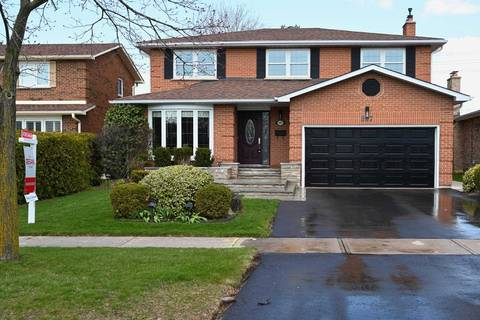 House for sale at 897 Chippenham Dr Mississauga Ontario - MLS: W4732090