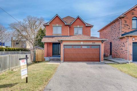 House for sale at 898 First St Mississauga Ontario - MLS: W4729507