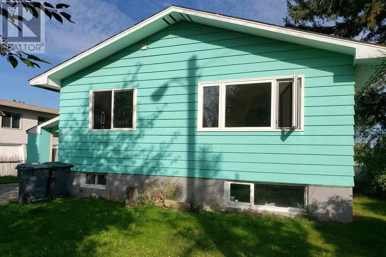House for sale at 898 Freeman St Prince George British Columbia - MLS: R2497669