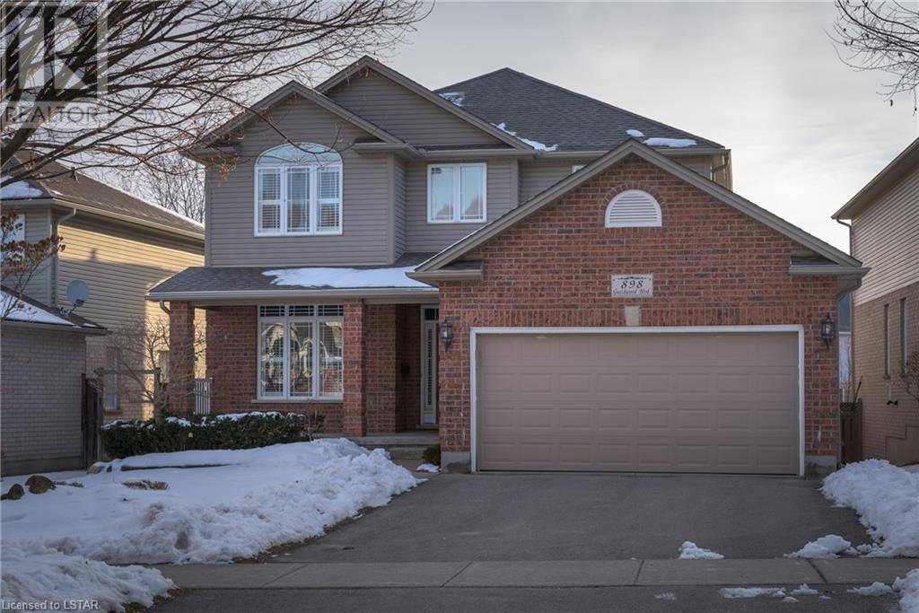 House for sale at 898 Guildwood Blvd London Ontario - MLS: 244363