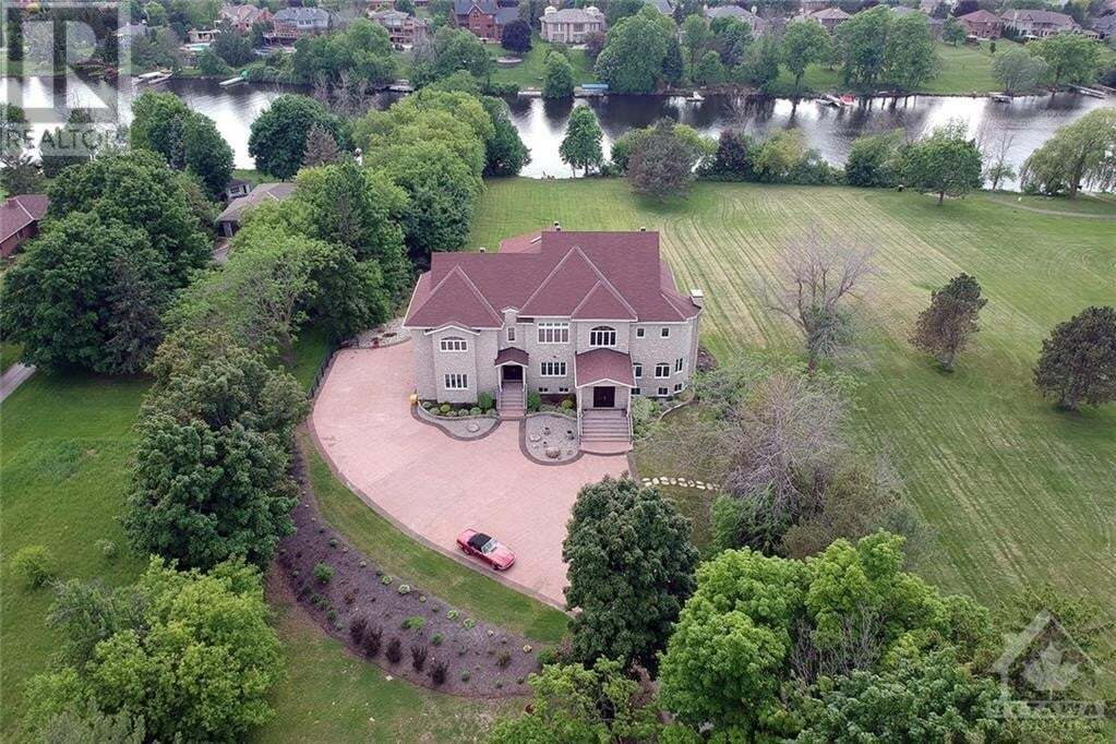 House for sale at 898 River Rd Manotick Ontario - MLS: 1200219