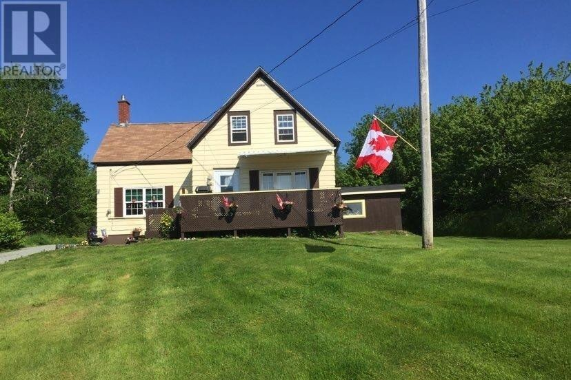 House for sale at 8982 Pepperell St St. Peter's Nova Scotia - MLS: 202008980