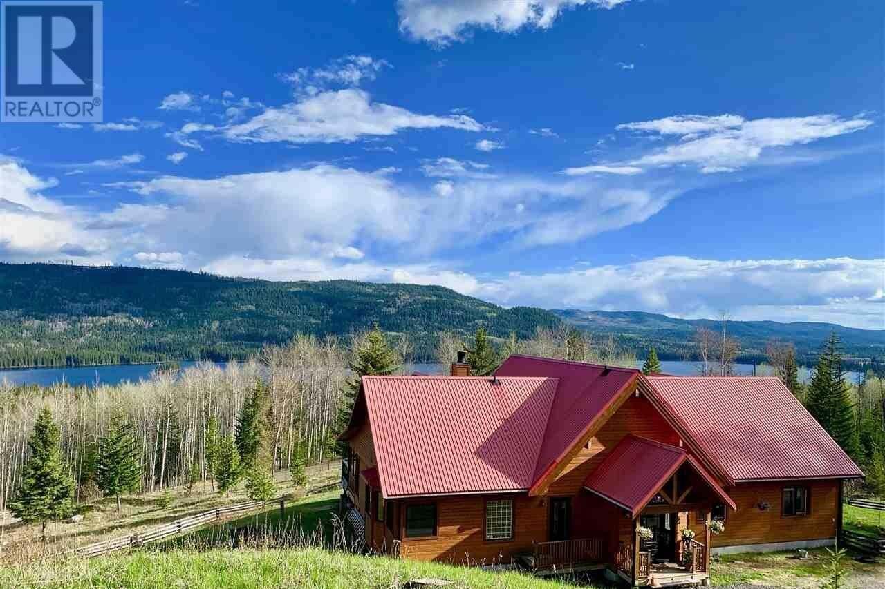 House for sale at 8985 Eagan Lake Rd Bridge Lake British Columbia - MLS: R2456411