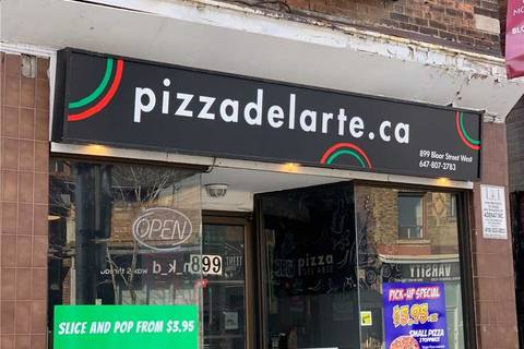 Commercial property for sale at 899 Bloor St Toronto Ontario - MLS: C4732520