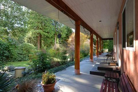 House for sale at 899 Joe Rd Roberts Creek British Columbia - MLS: R2320412