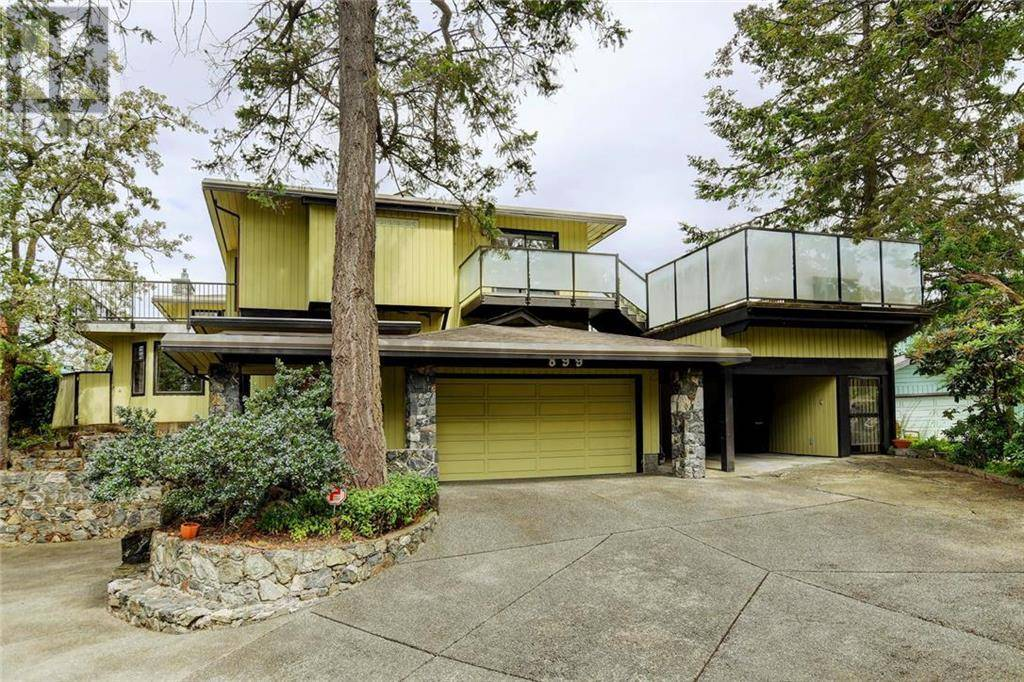 House for sale at 899 Woodhall Dr Victoria British Columbia - MLS: 415511