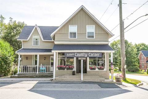 Commercial property for sale at 8990 Ashburn Rd Whitby Ontario - MLS: E4672315