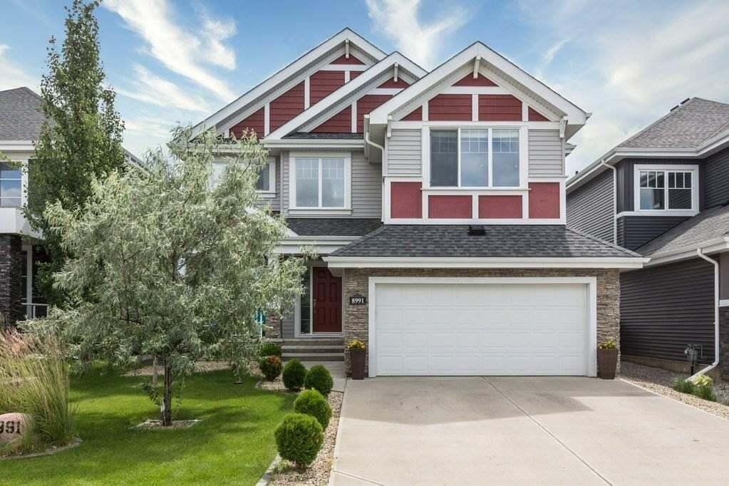 House for sale at 8991 24 Av SW Edmonton Alberta - MLS: E4216125