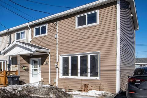 House for sale at 89 Commonwealth Ave Mount Pearl Newfoundland - MLS: 1196101