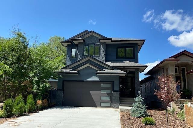 House for sale at 8 Grosvenor Bv St. Albert Alberta - MLS: E4223822