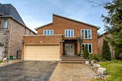 House for sale at 8 Mackay Dr Richmond Hill Ontario - MLS: N4643426