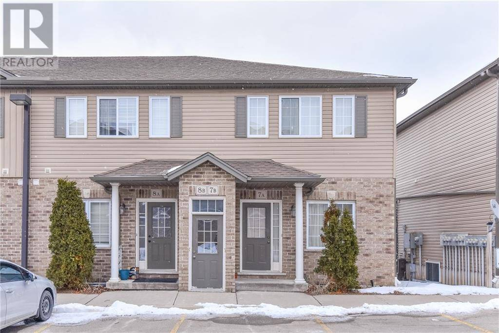 Townhouse for sale at 38 Howe Dr Unit 8b Kitchener Ontario - MLS: 30791294