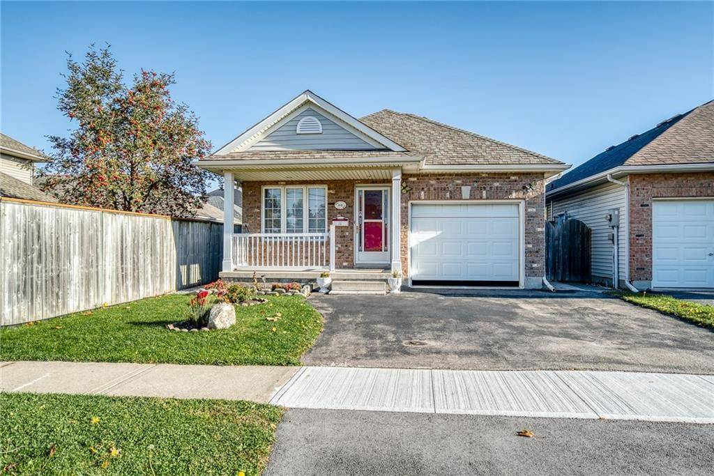 House for sale at 8 Wood St St. Catharines Ontario - MLS: 30775292