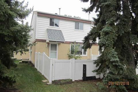 Townhouse for sale at 8 Twin Te Nw Edmonton Alberta - MLS: E4141558