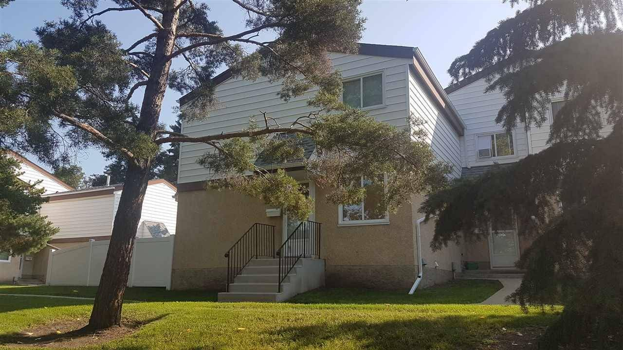 Townhouse for sale at 8 Twin Te Nw Edmonton Alberta - MLS: E4169662