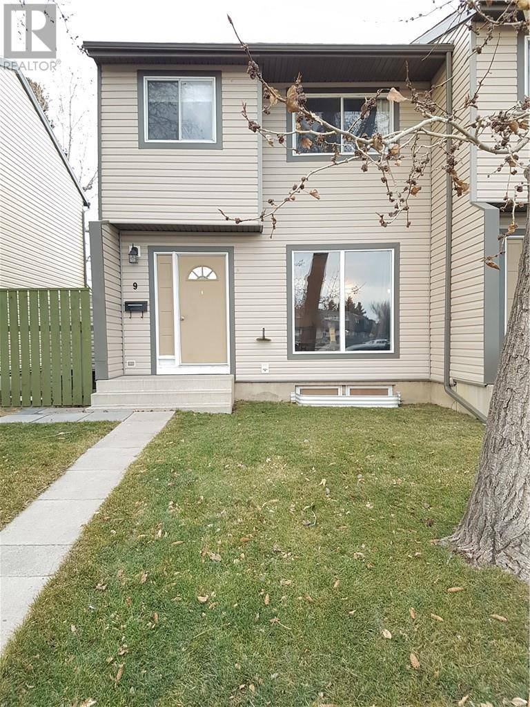 Townhouse for sale at 1 Park Meadows Blvd N Unit 9 Lethbridge Alberta - MLS: ld0183509