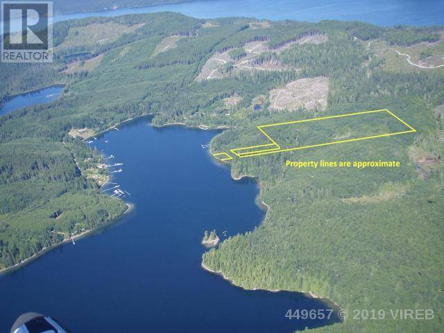 Residential property for sale at 10 Lt & Cove Unit 9 Quatsino British Columbia - MLS: 449657