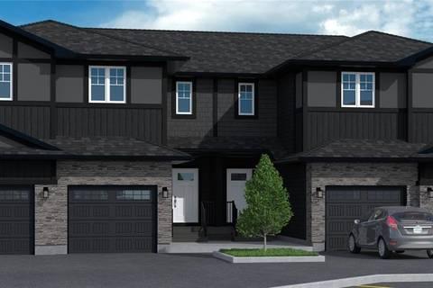 Townhouse for sale at 1003 Evergreen Blvd Unit 9 Saskatoon Saskatchewan - MLS: SK792474