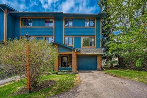 Townhouse for sale at 10030 Oakmoor Wy Southwest Unit 9 Calgary Alberta - MLS: C4297841