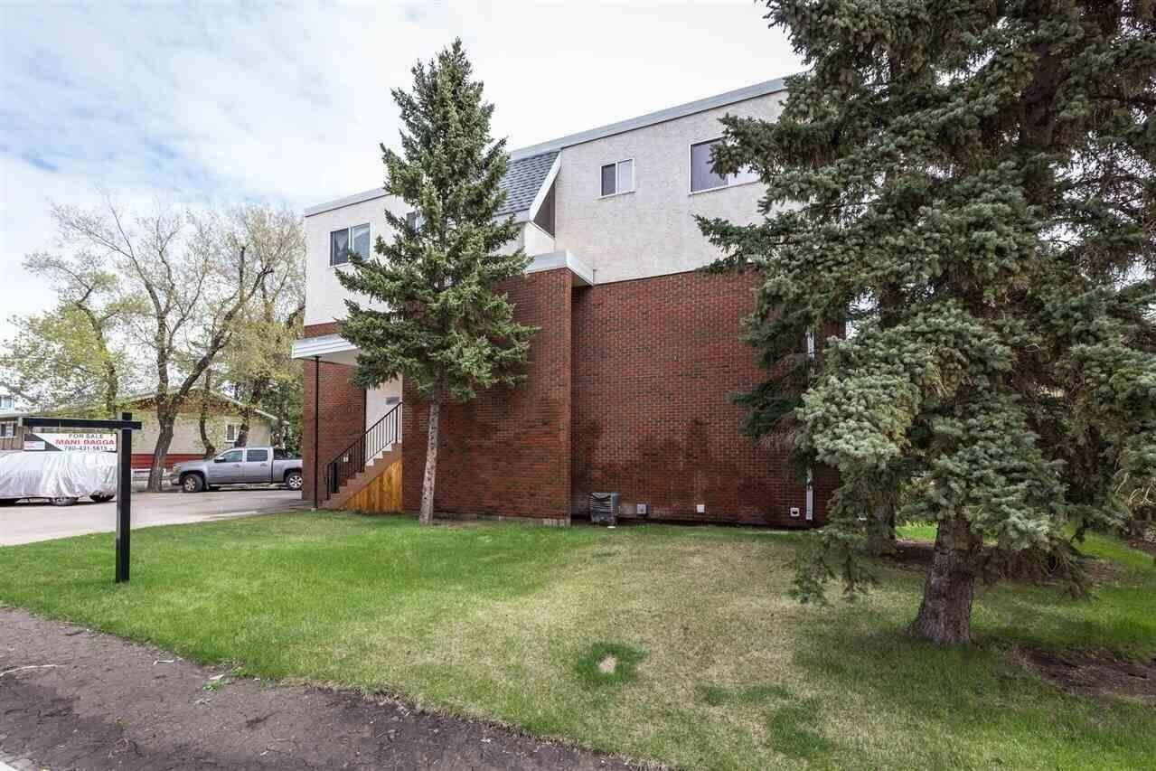 Condo for sale at 10035 155 St NW Unit 9 Edmonton Alberta - MLS: E4199930