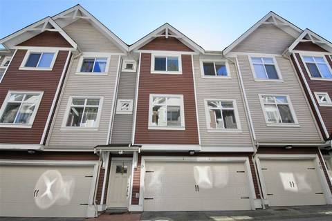 Townhouse for sale at 10265 141 St Unit 9 Surrey British Columbia - MLS: R2443248