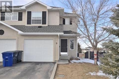 Townhouse for sale at 103 Banyan Cres Unit 9 Saskatoon Saskatchewan - MLS: SK799182