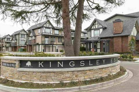 Townhouse for sale at 10388 No 2 Rd No Unit 9 Richmond British Columbia - MLS: R2350940