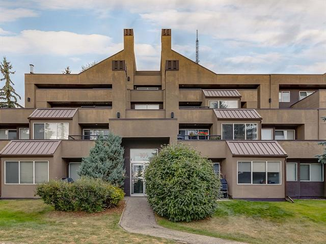 Buliding: 105 Village Heights Southwest, Calgary, AB