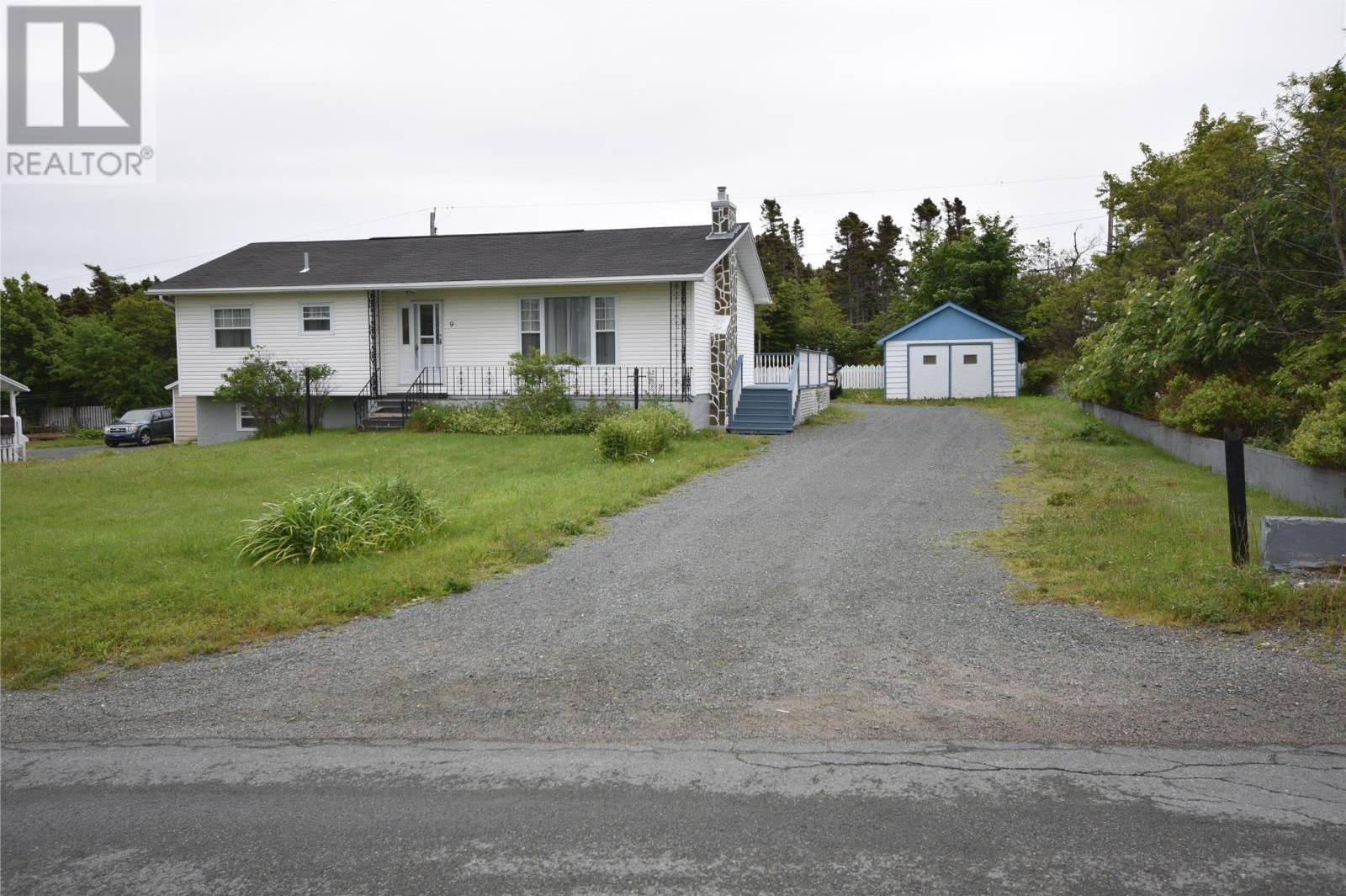 House for sale at 9 Kelliview Ave Conception Bay South Newfoundland - MLS: 1200574
