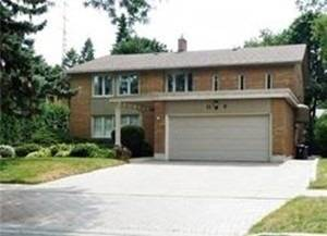 Townhouse for rent at 9 Tournament Dr Toronto Ontario - MLS: C4597715